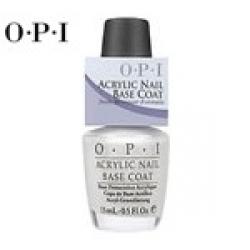 OPI Aceyilc Nail Base Coat 人造指甲底油