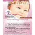 BABY FACE Radial Hot Whitening Collagen Mask 熱能活力淨白去斑面膜