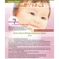 BABY FACE Cell pearl Whitening Hydra Mask 納米珍珠重點美白補濕面膜