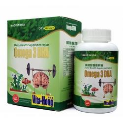 維他康-美國-奧米加3營養素軟糖